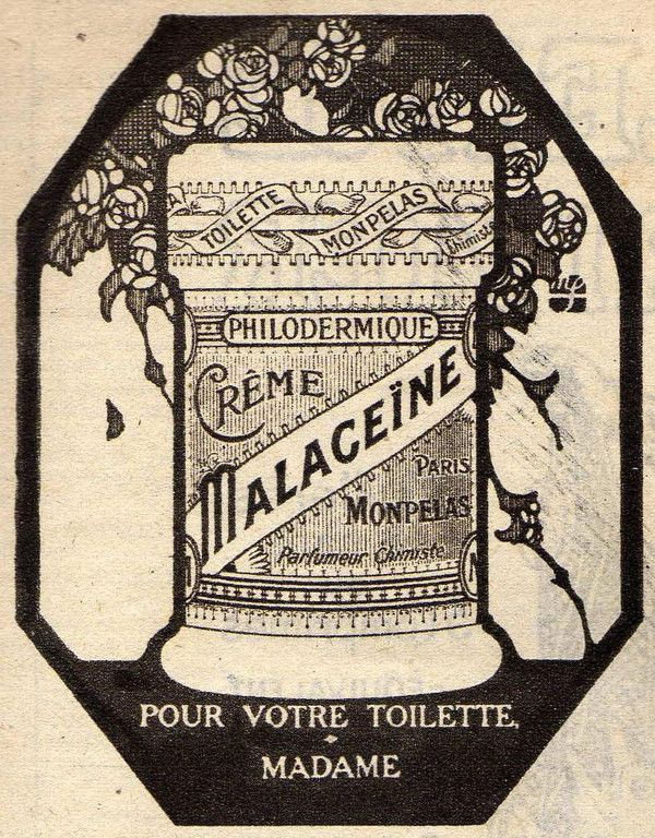 Crème Malaceïne Monpelas
